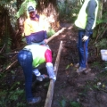 New-path-construction-at-Jumbuk